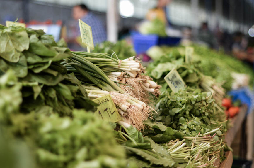Fethiye herbs