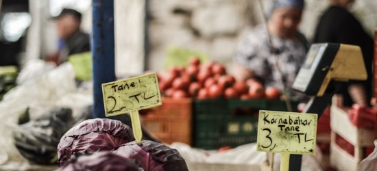 Refuelling at Fethiye's Markets
