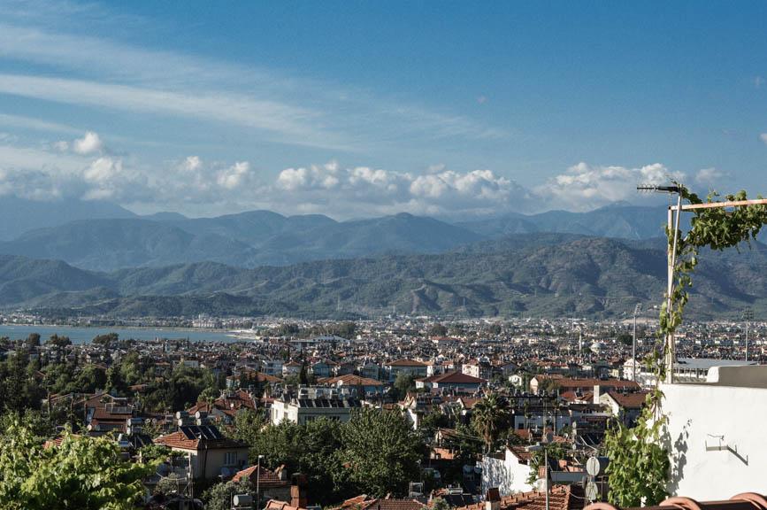Fethiye view