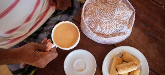 Lamu Spice Cake & Swahili Chai