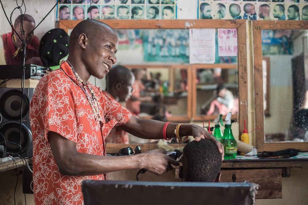Lamu Tamu hairdresser