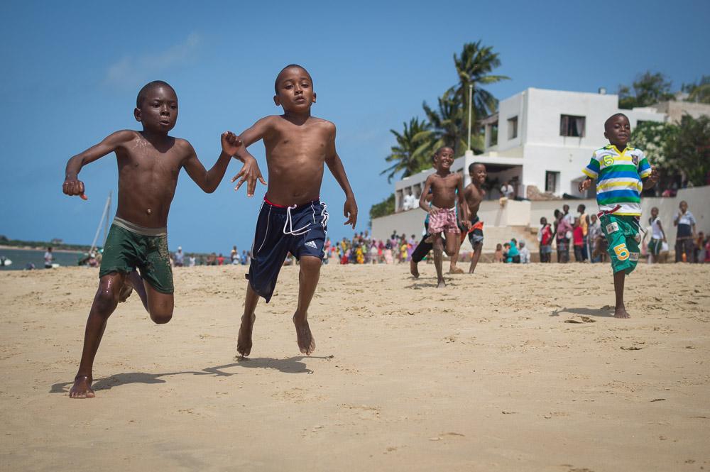 Lamu Tamu race