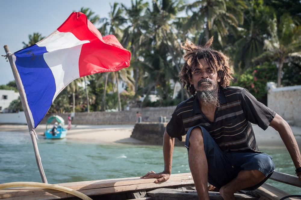 Lamu Tamu ze flag