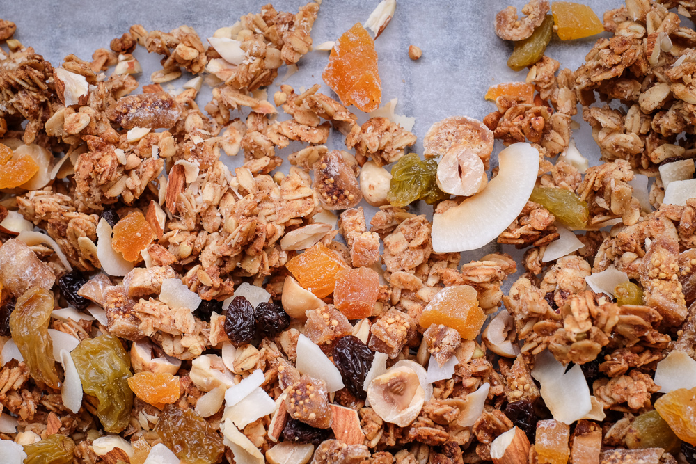 Survival granola a recipe by the funnelogy channel survival granola 1 forumfinder Gallery
