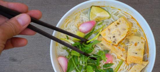 Bun, Pho, Mi – Vietnam's Noodle Scene