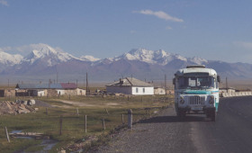 Road Warriors – Central Asia