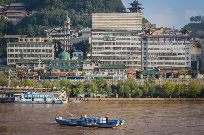 china jinghong river