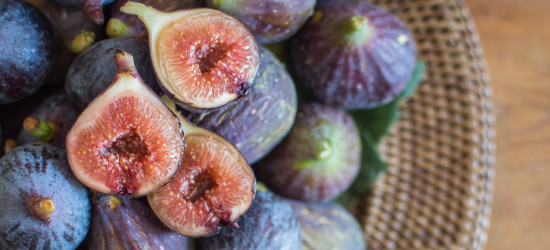 Late Summer Fig Tart