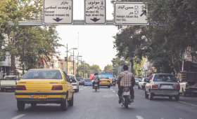 Road Warriors – Iran