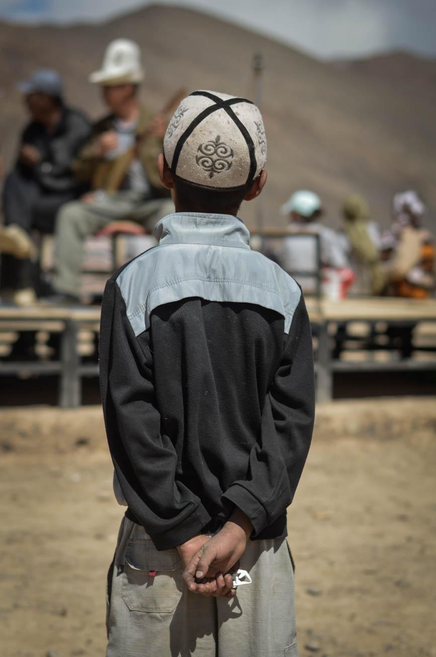 kid kyrgyz hat