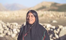 Portraits of the Bakhtiari, Iran